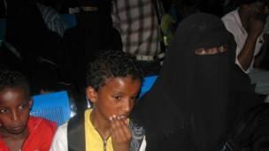 Ka soo barakacayaal dalka Yemen