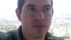 Personero municipal de Salgar, César Augusto García.