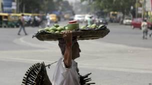 भारत में गर्मी और लू का कहर