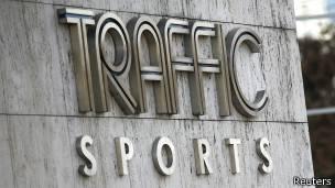 Cartel de Traffic Sports