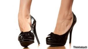 mejor venta procesos de tintura meticulosos zapatillas de skate Cuáles son los peligros de usar tacones altos - BBC News Mundo