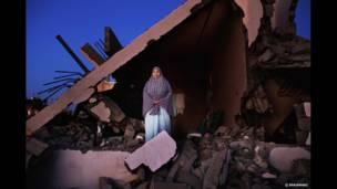 كيو كاساماكي -غزة:العيش تحت الأنقاض