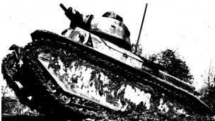 Tanque francés