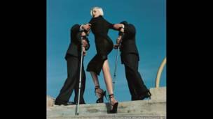 أمريكان فوغ فبراير/شباط 1995، ماكونوشي للتصوير
