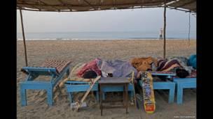 ساغار واغهيلا وأصدقاؤه تربوا في مومباي، تصوير هاري أديفاريكار