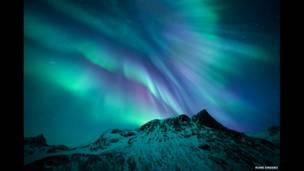 Competição organizada por museu londrino tem imagens espetaculares de estrelas, cometas e aurora boreal