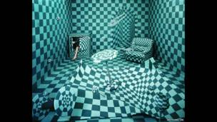 غرفة الرعب - تصوير جي يونغ لي