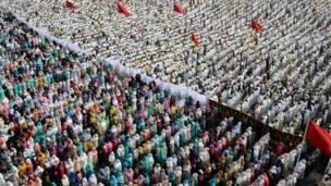 Perayaan Idul Fitri