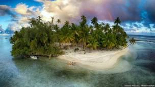 Затерянный остров, Людовик Мулу