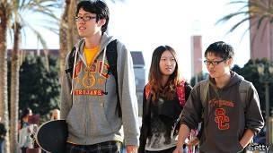 Estudiantes en EE.UU.