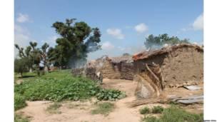 Hotunan da rundunar sojin Najeriya ta fitar kan yakin da take da Boko Haram.
