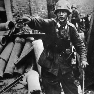 Soldado alemán
