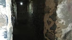 Dakin yara a Gidan Bayi na Gorée