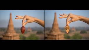 سالاكة، بورما.