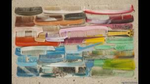 प्लास्टिक की कंघी, अल्फ़्रेडो ब्लास्क्वेज़