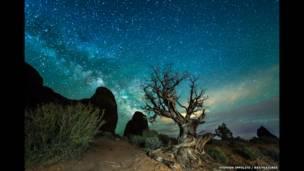 Национальный парк Арчез, Юта.  Stephen Ippolito / Rex Features