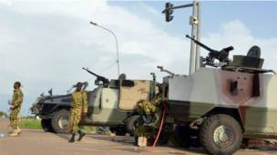 Mapinduzi Burkina Faso