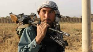 अफ़ग़ान पुलिस