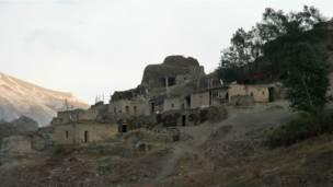 روستایی در دره یغناب