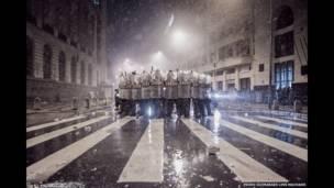 Ночью в Рио, Педро Мачадо