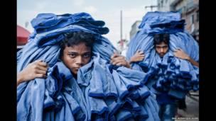 Продавцы в Дакке,  Мушфикул Алам