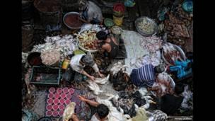 Пномпеньский рынок, Питер Грейни