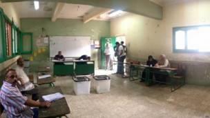 لجنة انتخابية