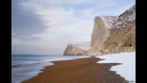 Юрское побережье, фото Энди Фаррера