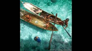 The Bajau. Soh Yew Kiat / Survival International