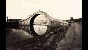 توماس تشايلد، رقم 16 الجسر، سبعينيات القرن التاسع عشر.
