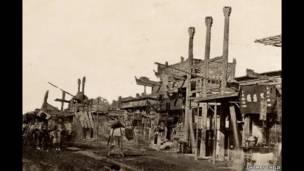 توماس تشايلد، رقم 85 شوارع بكين، سبعينيات القرن التاسع عشر.