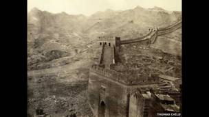 توماس تشايلد، رقم 142 سور الصين العظيم، سبعينيات القرن التاسع عشر.