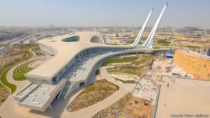 Катарский факультет исламских исследований/Mangera Yvars Architects