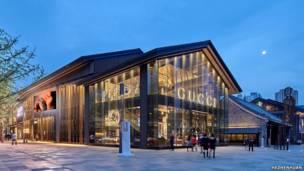Sino-Ocean Taikoo Li/The Oval Partnership Architects, Urbanists and Designers