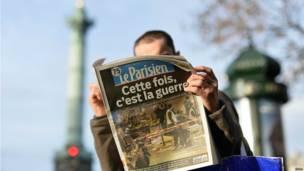 पेरिस में हमले