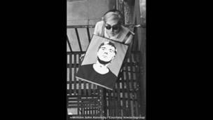 पॉप आर्ट के लिए मशहूर एंडी वारहोल की फ़ोटो
