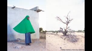 Ayan kenan 'yar shekara 11. Daga yankin Awdal da ke kusa da Gargara a kasar Somaliland..