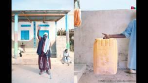 Hassan dan shekara 80 daga garin Gargara a yankin Awdal da ke kasr Somaliland.