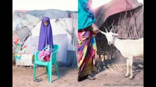 أشا، منطقة ماروودي جيكس، أرض الصومال.