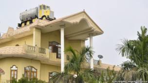 पंजाब की छतें, अजय वर्मा