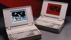 Toshiba fue un pionero en la fabricación de computadoras personales.