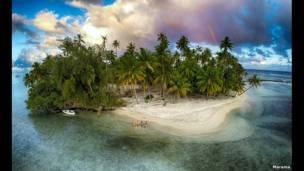 Таити. Фото: Marama Photo Video