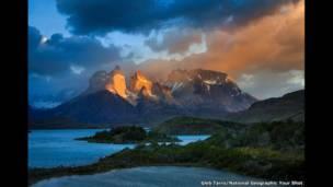 Торрес-дель-Пайне, национальный парк, Чили. Фото:Глеб Тарро