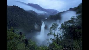 Водопад Сан Рафаэль, Эквадор. Фото: Иван Кашинский