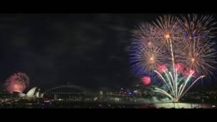 آتش بازی در سیدنی