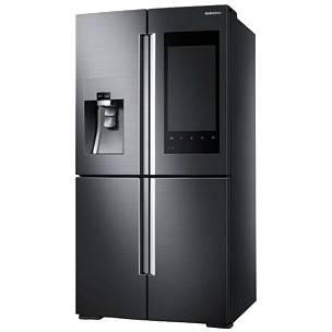 La solución de Samsung para revisar los alimentos sin necesidad de abrir la puerta de la nevera.