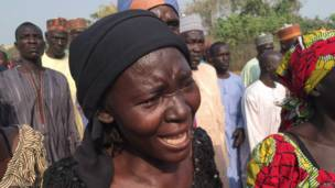 Zanga-zanga kan 'yan matan Chibok