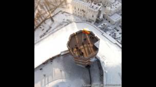 विलनियस में जेडिमिनास टावर