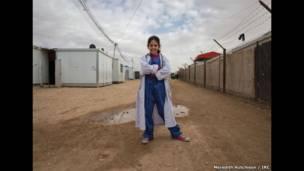 रमा, 13, फ्यूचर डॉक्टर, मेरेडिथ हचिन्सन