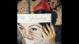 يد فلوريتا، والتُقطت في يونيو/حزيران عام 1961.